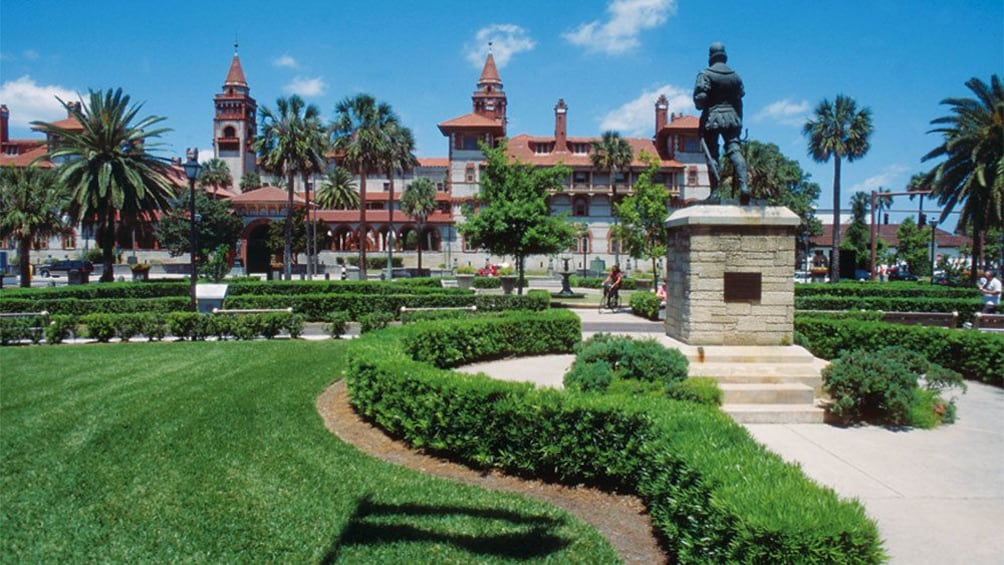 Historic Colonial Quarter and St. Augustine Tour in Orlando
