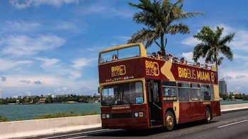 Miami Day Trip from Orlando with Hop-On Hop-Off Bus Pass