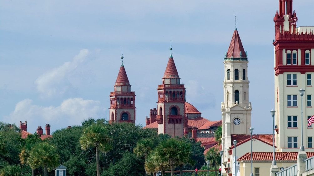 St Augustine in Florida