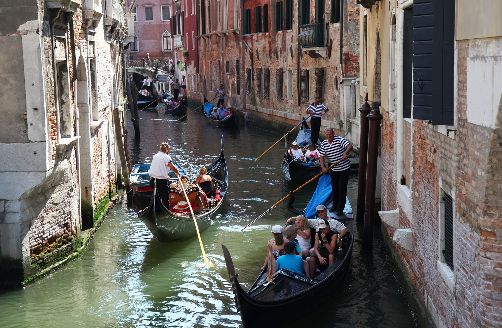 Venice Day Trip from Rome with Skip-the-Line Entry to St. Mark's Basilica