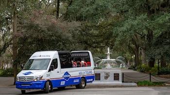 Convertible Sprinter Panoramic Tour of Savannah