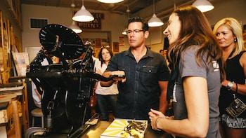 Visita a la imprenta Hatch Show Print de Nashville