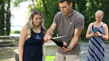 Champagne Vineyard Tour with Wine tasting & Picnic Lunch