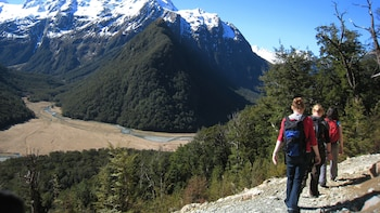 Full-Day Routeburn Track Walk