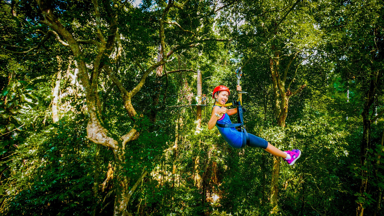 Zip line Eco Adventure - Jungle Flight