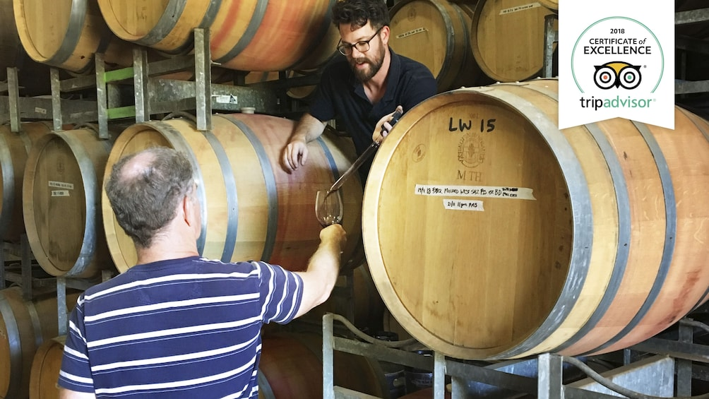 Show item 1 of 9. Premium Winelovers Experience - Full Day Swan Valley Tour