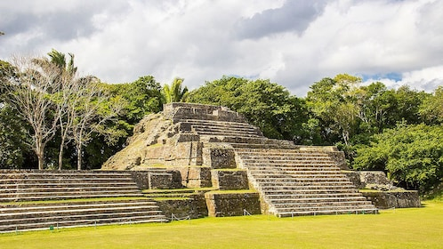 Ancient remain in Belize