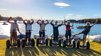 Waiheke Island Twilight Journey Segway Tour