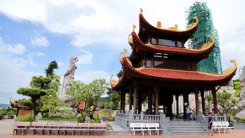 Temple in Phu Quoc