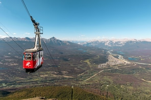 Billetes para el teleférico panorámico SkyTram del Parque Nacional de Jaspe...