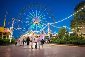Pass per un parco al BOLLYWOOD PARKSTM Dubai