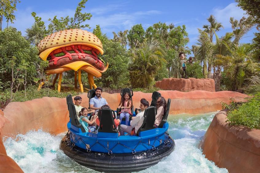 Show item 4 of 10. One Park Pass - MOTIONGATE™ Dubai