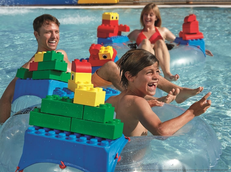 Show item 4 of 10. One Park Pass - LEGOLAND® Water Park