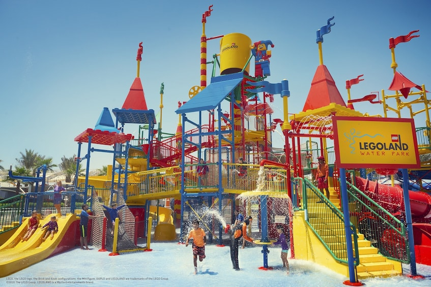 Show item 5 of 10. One Park Pass - LEGOLAND® Water Park