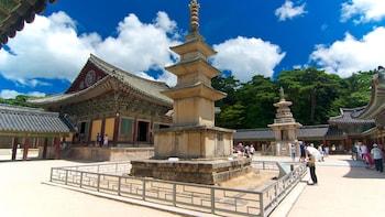 Full-Day Tour to Gyeongju with Bulguksa Temple & Seokguram Grotto