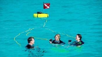 SZUBA Tankless Diving Adventure in Smith's Reef