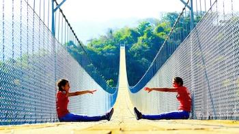 Half-Day Jorullo Bridge Hiking Tour