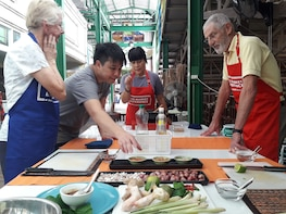 Thai Cooking With a Twist
