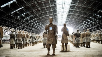 Private Tour of Terracotta Warriors Museum& City Wall