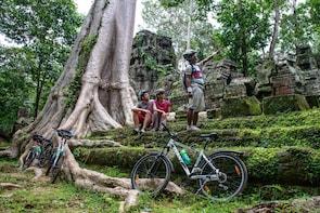 Bike the Angkor Temples