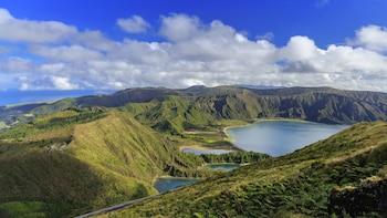 Half-Day Excursion to Lagoa do Fogo Crater Lake