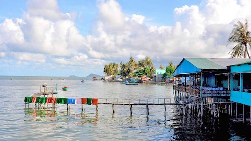 Scenic day view of Phu Quoc Island, Vietnam