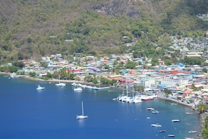 Soufriere Natural Attraction