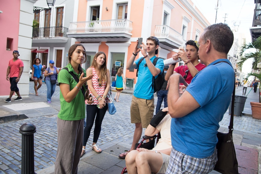 Show item 2 of 10. Old San Juan Food & History Tour with Tastings