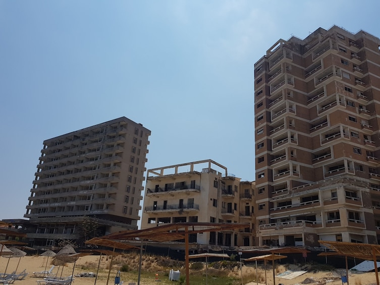 Show item 2 of 6. Buildings in Famagusta, Cyprus