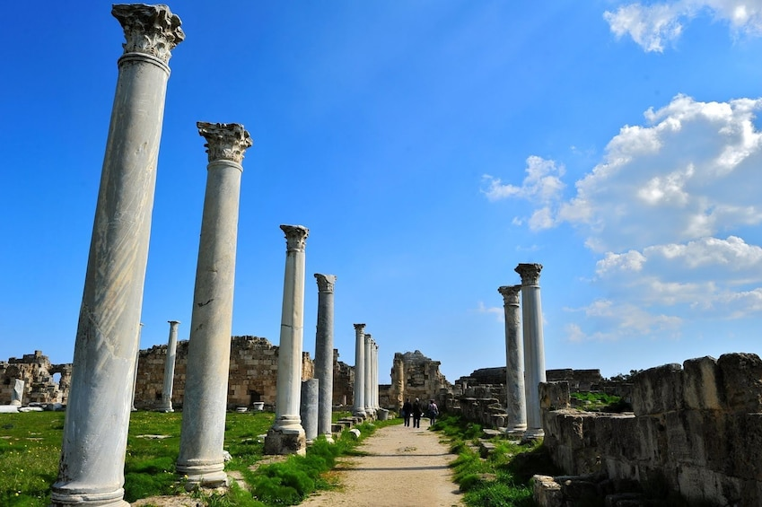 Show item 3 of 6. Ruins of Salamis, Cyprus