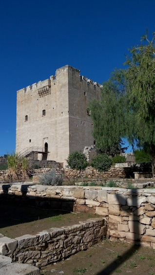 Show item 4 of 10. View of historical building in Cyprus