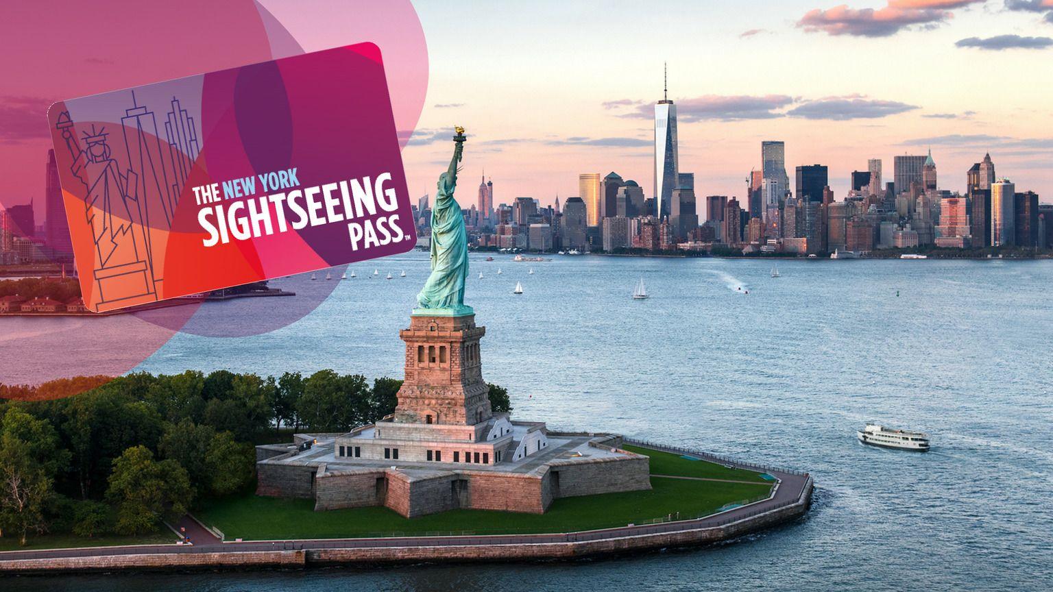 Tarjeta New York Sightseeing Day Pass
