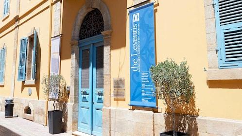 Street view of Nicosia, Cyprus