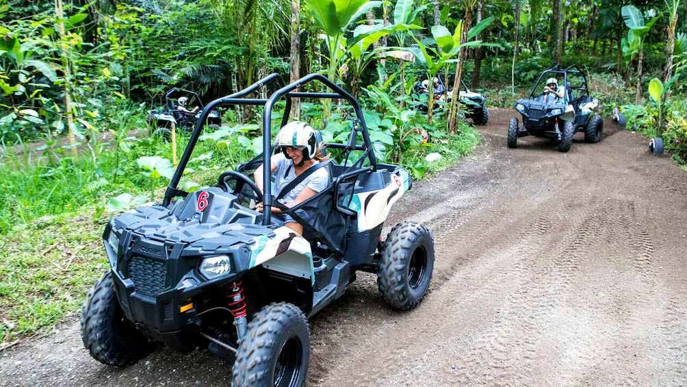 Tampilkan item 3 dari 5. View of the Jungle Buggies tour in Bali