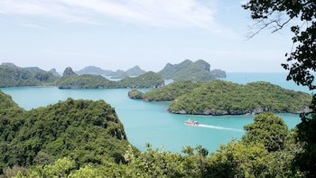 Full-Day Ang Thong Islands by Big Boat including Lunch