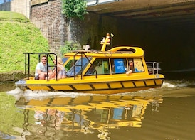 Water Taxi Ride: Trafford Centre