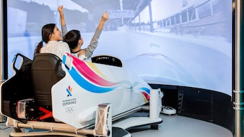 Olympic Experience at the Richmond Olympic Oval