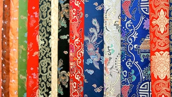 Private Tour of the Shanghai Museum of Textile & Costume