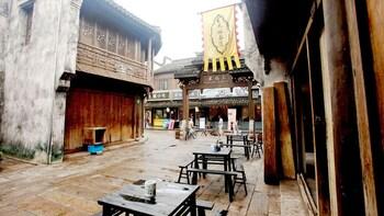 楓涇古鎮與農民畫村私人一日遊