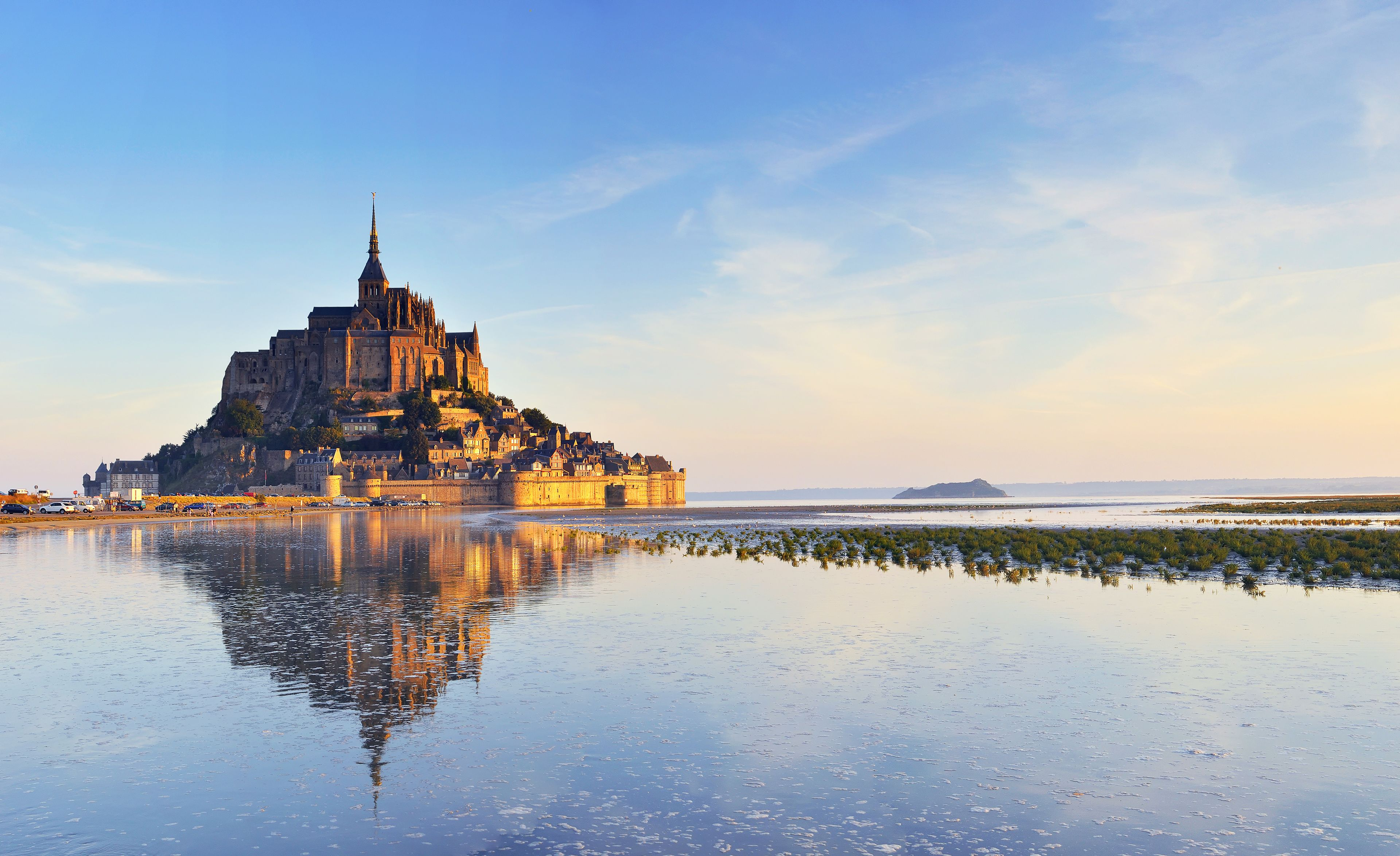 Full-Day Mont Saint-Michel Tour from Paris
