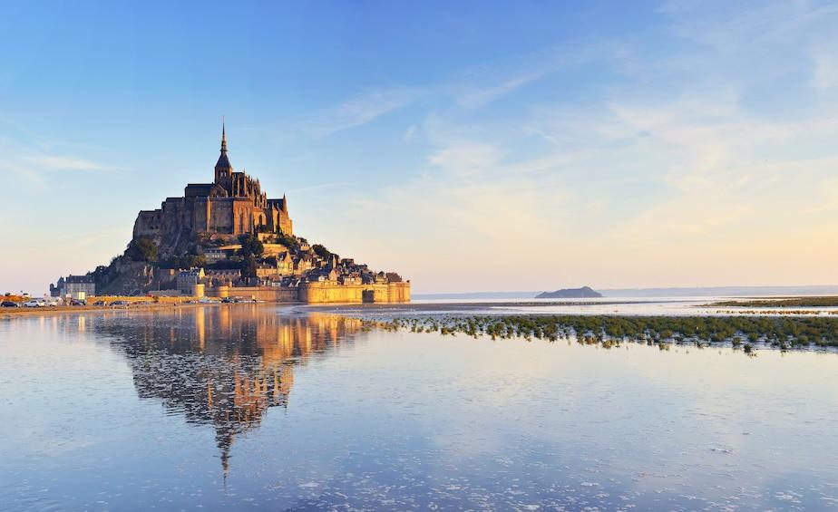 Show item 1 of 9. Full-Day Mont Saint-Michel Tour from Paris