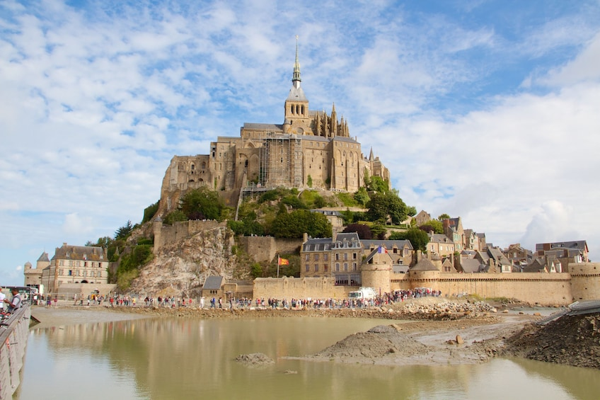 Show item 9 of 9. Full-Day Mont Saint-Michel Tour from Paris