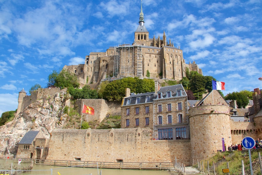 Show item 2 of 9. Full-Day Mont Saint-Michel Tour from Paris