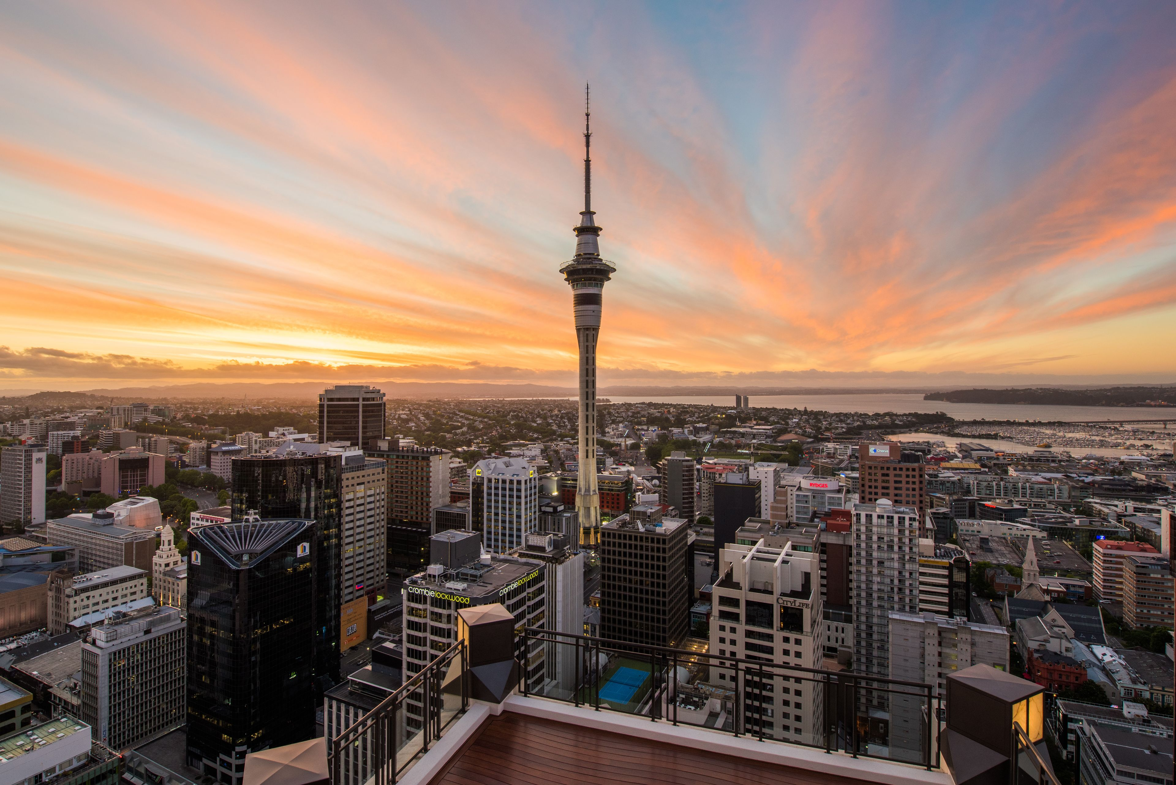 Sky Tower Observation Admission Tickets