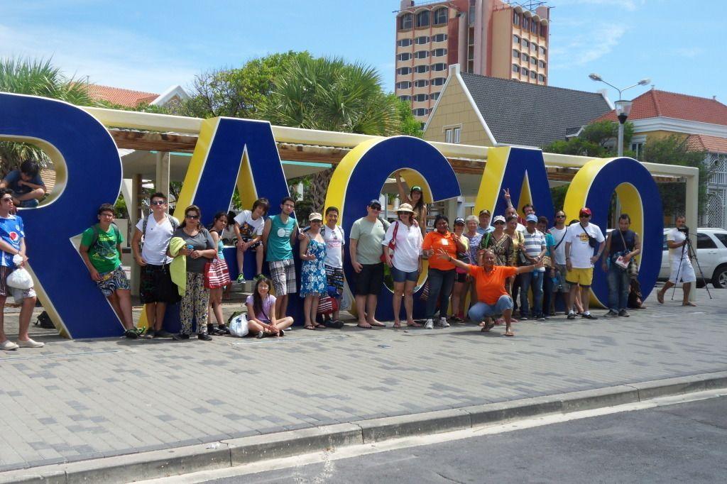 Curacao Island and Mambo Beach Tour
