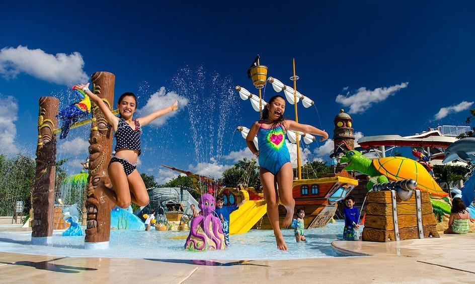 Day Pass Admission at Playa Mia Grand Beach Park