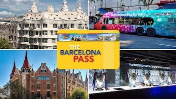 Barcelona Pass®: mais de 20 atrações em um cartão