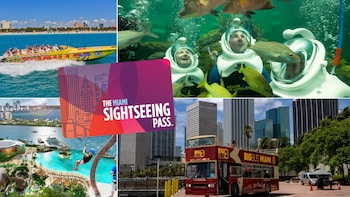 The Miami Sightseeing Flex Pass + Ft. Lauderdale & Key West