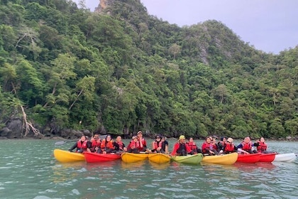 Langkawi Sunset Kayaking Adventure with Dinner Included