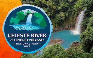 Rio Celeste waterfall hike and Tenorio National Park